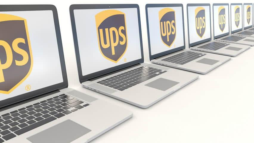 Information Technology in UPS