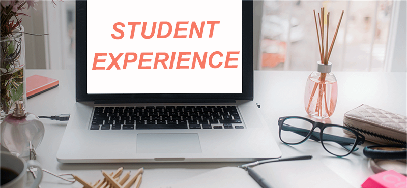 The student experience — then vs now